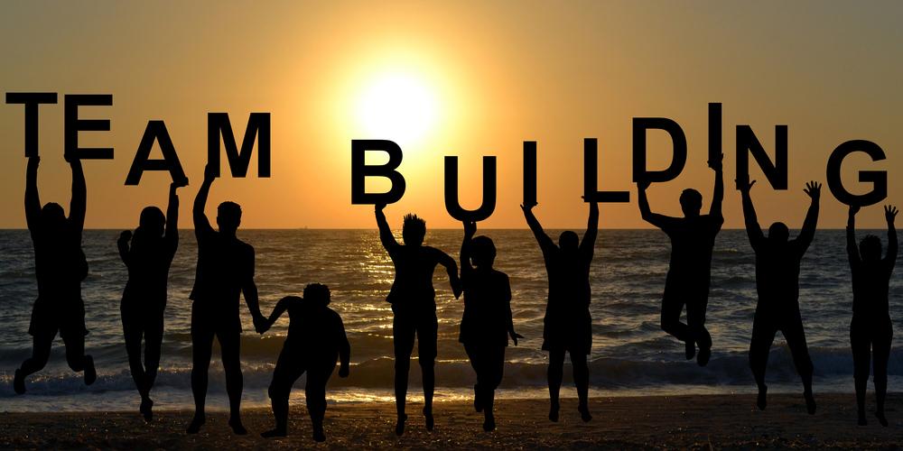 I dag skal vi tale om teambuilding